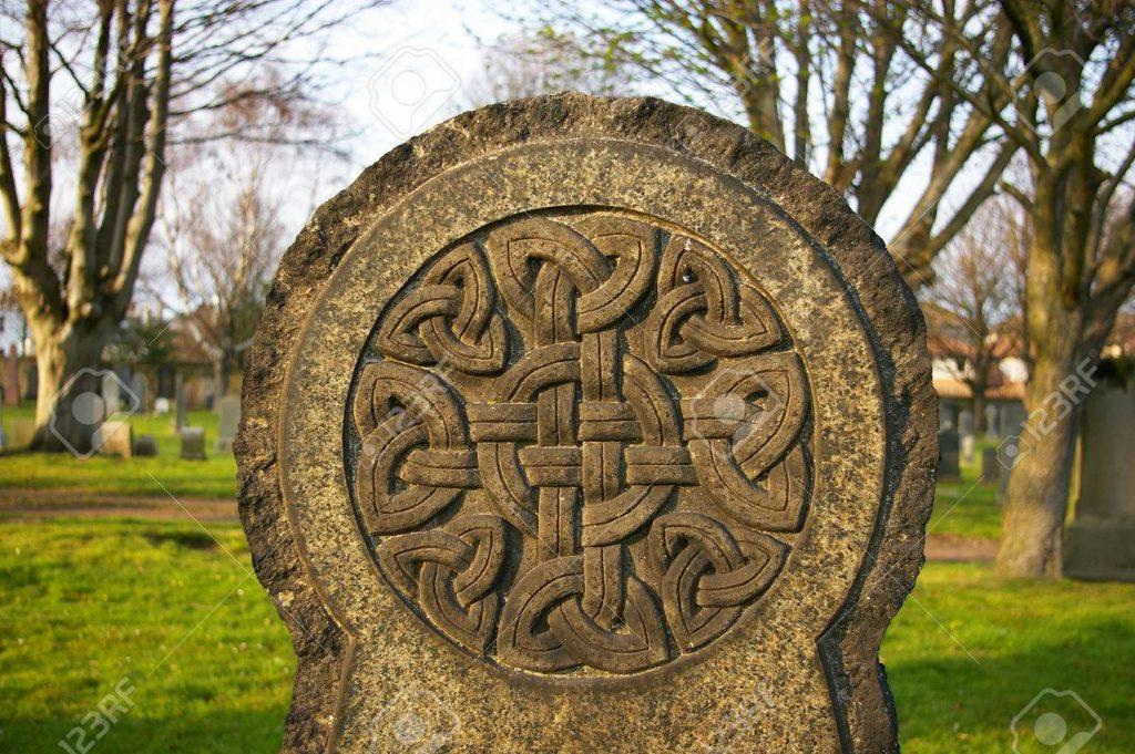 Круглый Кельтский Крест